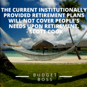 Government Sponsored Retirement Plans